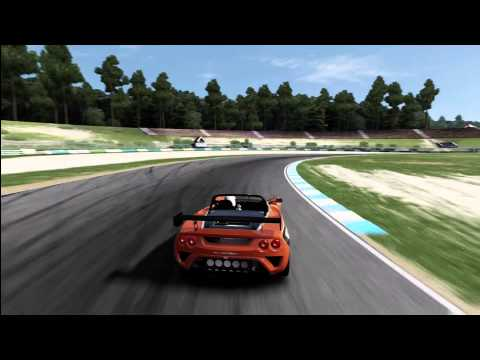 Forza Motorsport 4 When Laggy AI Attack
