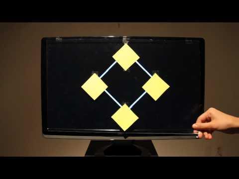 Amazing Moving Square Illusion!