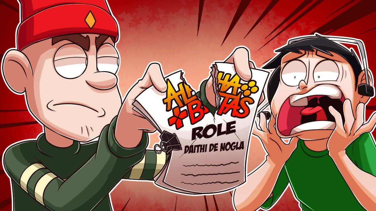 These acting skills are why Nogla wasn't in ALPHA BETAS!