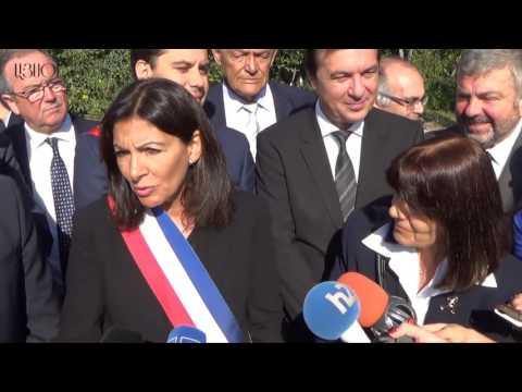Փարիզի քաղաքապետը կոչ է անում ամբողջ աշխարհին ճանաչել Հայոց ցեղասպանությունը