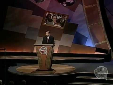 Morgan B. Wootten's Basketball Hall of Fame Enshrinement Speech