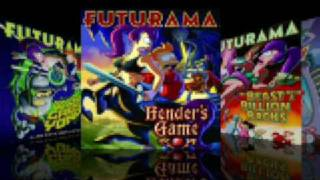[ ♪ ]  The Futurama Theme (Movie / Season 5)