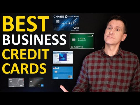 2021 Best Business Credit Cards - Good Small Business Cards from Chase, Amex, Capital One, Citi ...