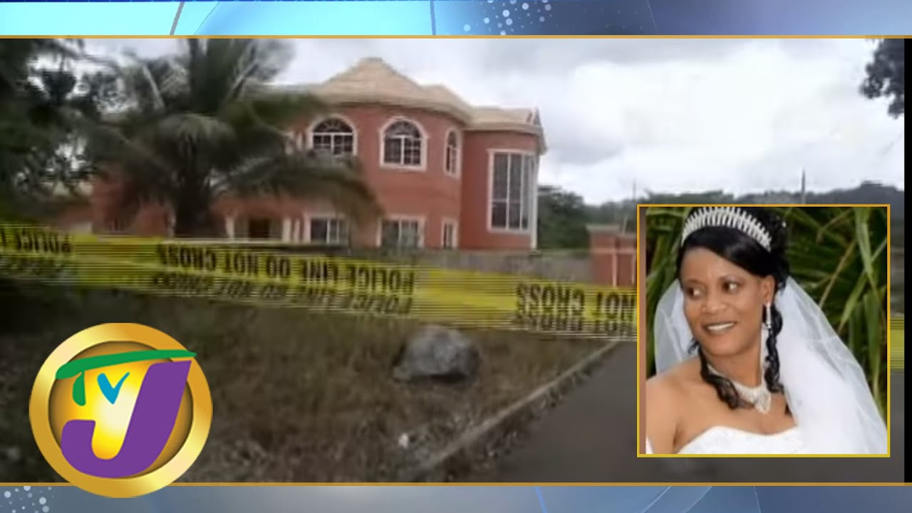 TVJ News Today: St Mary Police in Custody - MIDDAY NEWS May 28 2019