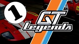 GT Legends : Not Cheating This Time (Ep. 1)