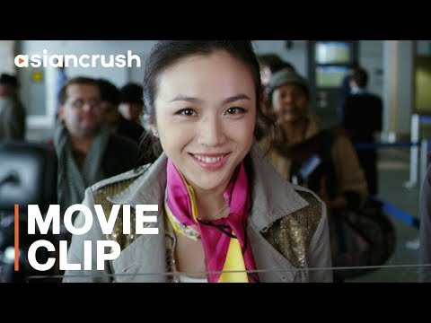 Chinese Girl Singing 'Single Ladies' To The TSA Officer | Tang Wei In 'Finding Mr. Right'