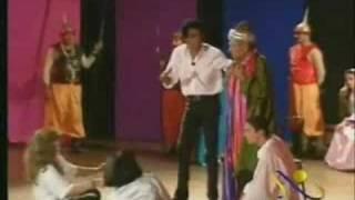 محمد منير(الله يادايم)مسرحية الملك هو الملك
