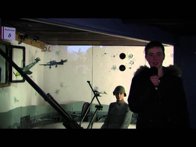Arvid Danny en Martin: Kazematten bij Kornwerderzand
