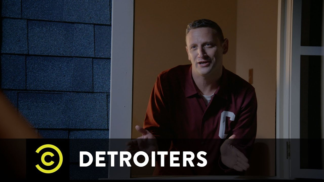 Download Goodnight from Detroit - Meeting Paws the Tiger - Detroiters