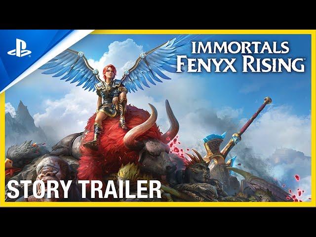 Immortals Fenyx Rising - Story Trailer | PS4