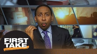 Stephen A. Smith goes off: LeBron James