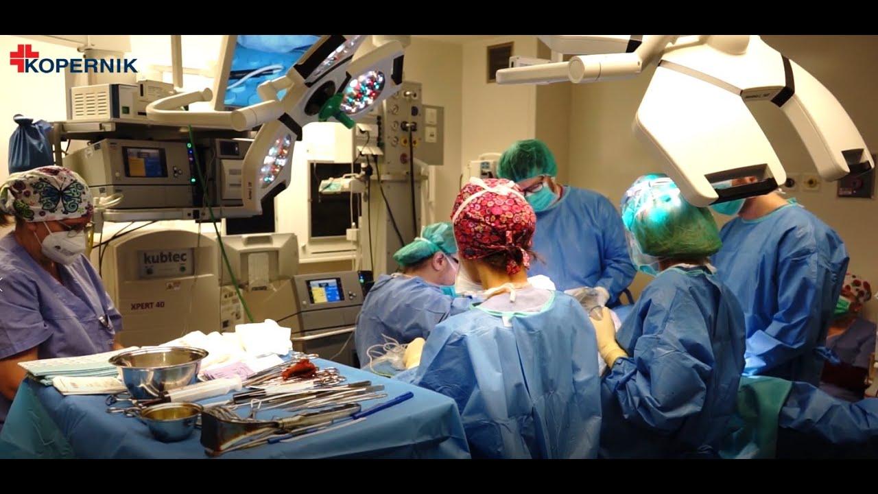 Chirurdzy z całej Europy będą szkolić się w Szpitalu Kopernika!!!