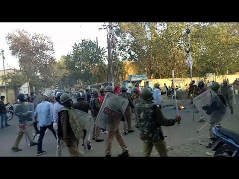कोटा भाजपा कार्यकर्ताओं पर पुलिस लाठीचार्ज | Kota Lathicharge News | Rajasthan Breaking News