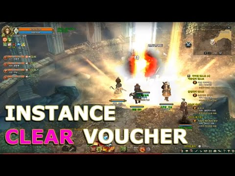 TOS] Instance Clear Voucher (Lv90 Dungeon)