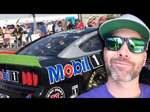 Another NASCAR Weekend! | Clintus.tv