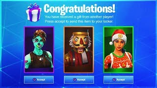*NEW* GIFTING SYSTEM in Fortnite! - Gifting System RELEASE DATE! (How to Gift in Fortnite Season 7)
