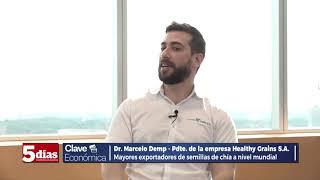 12/ 06/19 Entrevista CLAVE ECONÓMICA Dr. MARCELO DEMP