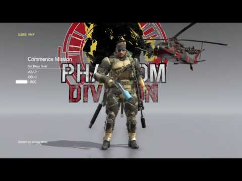 METAL GEAR SOLID V: THE PHANTOM PAIN invading fobs while saying, my opinion on it