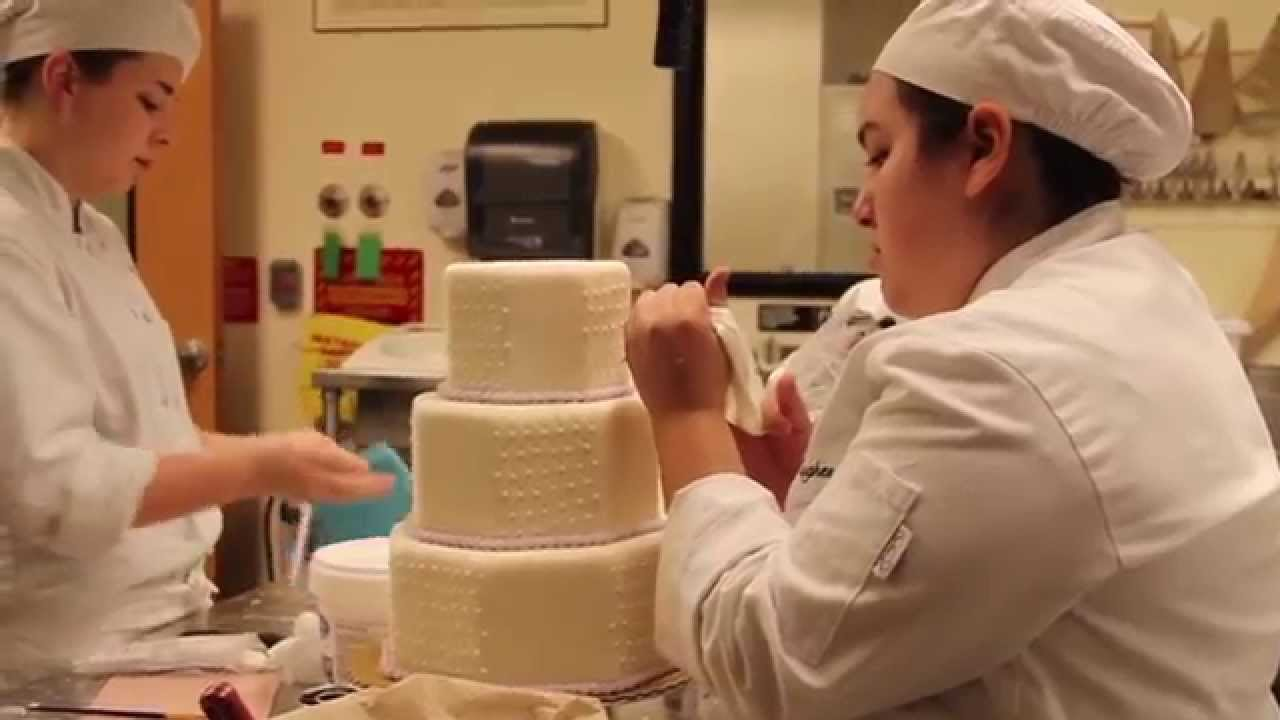 Austin Community College Culinary Arts Bakery Cakes