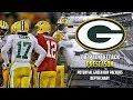 Green Bay Packers   Preseason   Packers Depth Chart Released