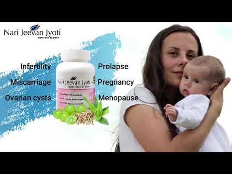 Complete Herbal Solution For Infertility & PCOD   Nari Jeevan Jyoti