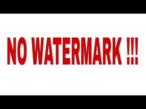 cara menghilangkan watermark di filmora
