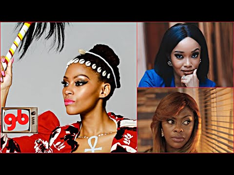 10 South African Celebs Who Are Sangomas