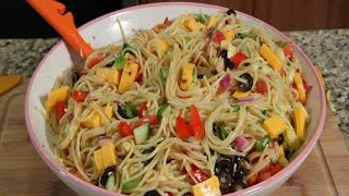 Spaghetti Salad - Salads & Slaws