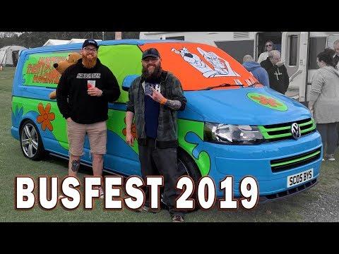 Busfest 2019 (Volkswagen Van Heaven) - Beards, Beers & Buses
