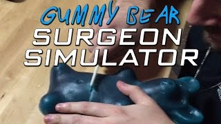 Gummy Bear Surgeon Simulator - RT Life