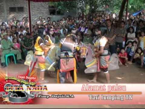 SENI Tradisional BUROK Dangdut  TITA NADA Seri 1