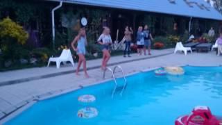 Бухта Весёлого Роджера - Заключительное Мини-Диско сезона 2015 года.(Отдых в Горном Алтае на базе отдыха