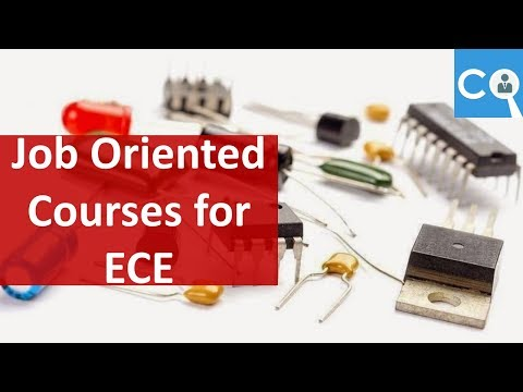 Job Oriented Course For Electronics And Communication Engineers