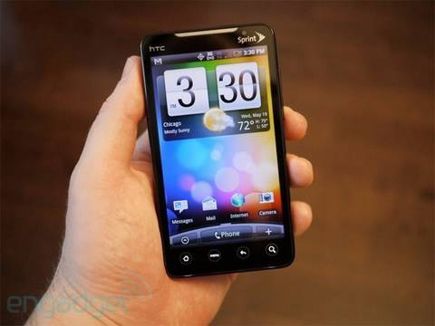 HTC EVO 4G: Official Review