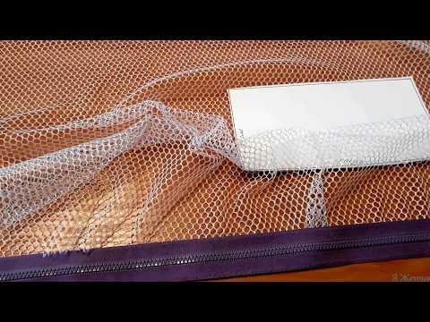 Как пошить мешок для стирки белья. Пошаговый МК