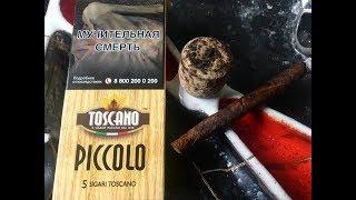 Обзор сигар Toscano Piccolo