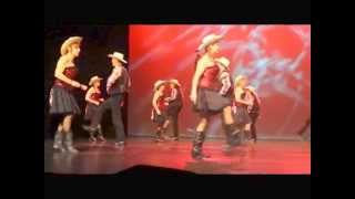 "COUNTRY BOY par les "" Country Connection"" au conservatoire chalon 2015"