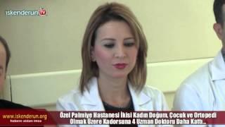 Palmiye hastanesi kadın doğum doktorları