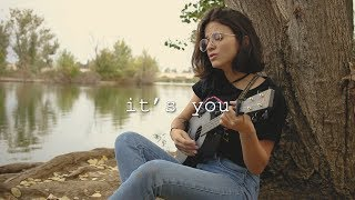 Baixar it's you - ali gatie | ukulele cover ariel