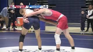 LHS Wrestling vs Tewksbury