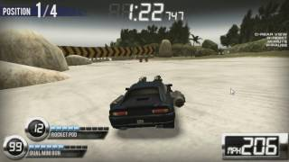 Burnin' Rubber 4 - Super Offroad: Offroad Extreme