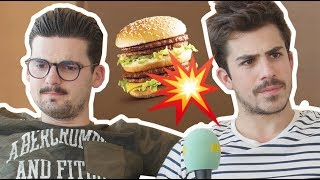 TOP CHEF 2018 : Camille & Victor taclent McDo !