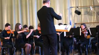 Dvorak Symphonie Du nouveau Monde au lycée Claude Monnet
