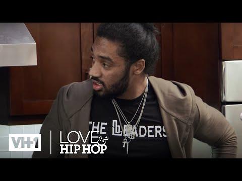 Scrapp Holds A Family Meeting Before Serving His Sentence 'Sneak Peek' | Love & Hip Hop: Atlanta