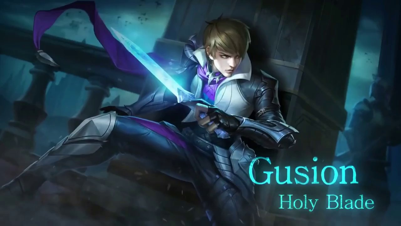How to Play With Holy Blade Gusion Gameplay /TIPS FOR ...