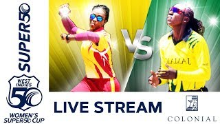 LIVE Leewards vs Jamaica | Colonial Medical Insurance Women's Super50 Cup 2019