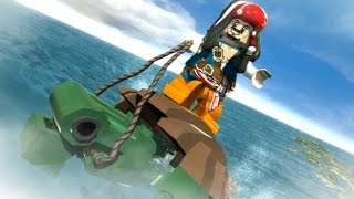 LEGO Pirates of the Caribbean - 100% Guide #4 - Smuggler