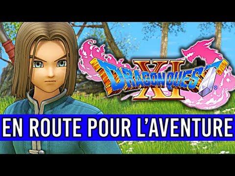 DRAGON QUEST XI, EN ROUTE POUR L'AVENTURE !