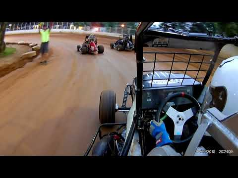 Chase Layser 7L Shellhammers Speedway 6/20/18 125cc feature race