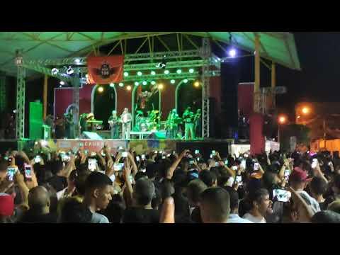 Edson Gomes ao vivo em Macaúbas-Ba